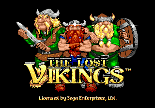 The Lost Vikings screenshot