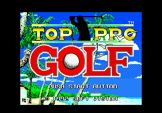 Top Pro Golf screenshot