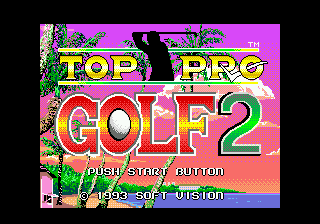 Top Pro Golf 2 screenshot