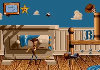 Toy Story screenshot