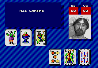 Truco '96 screenshot