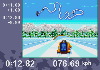 Winter Olympics screenshot