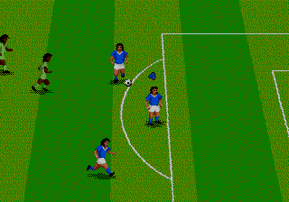 World Championship Soccer II screenshot