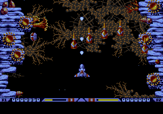 Xenon 2 - Megablast screenshot
