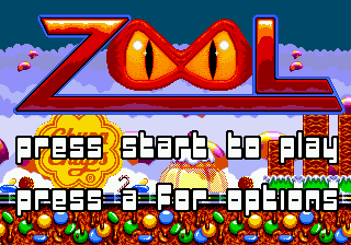 Zool screenshot