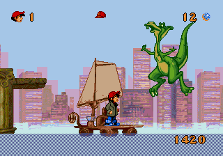 A Dinosaur's Tale screenshot