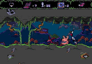 Aaahh!!! Real Monsters [Model T-139066] screenshot