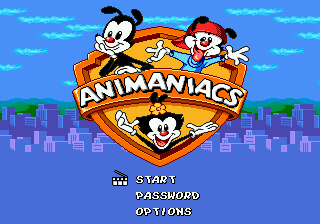 Animaniacs [Model T-95176] screenshot