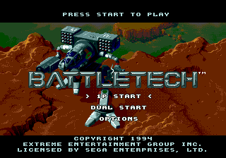 BattleTech [Model T-22066] screenshot