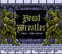 Beast Wrestler [Model T-49116] screenshot