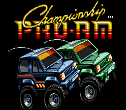 Championship Pro-Am [Model T-97046] screenshot