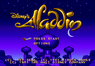 Disney's Aladdin screenshot