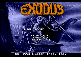 Exodus - Journey to the Promised Land screenshot