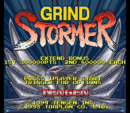 Grind Stormer [Model T-48256] screenshot