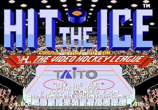 Hit the Ice screenshot