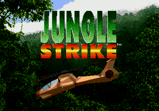 Jungle Strike [Model 7162] screenshot