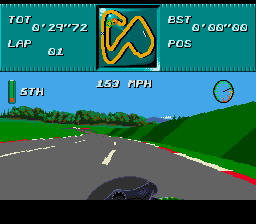 Kawasaki Superbike Challenge screenshot