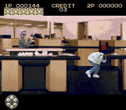 Lethal Enforcers screenshot