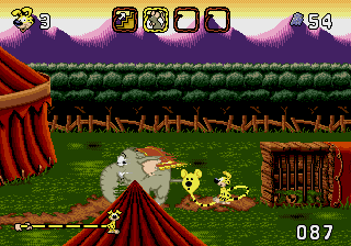 Marsupilami screenshot