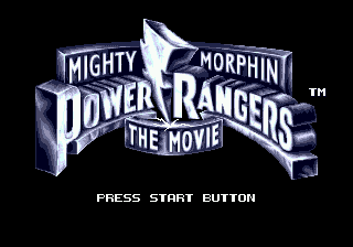 Mighty Morphin Power Rangers - The Movie screenshot