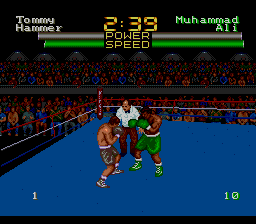 Muhammad Ali Heavyweight Boxing screenshot