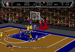 NBA Action screenshot