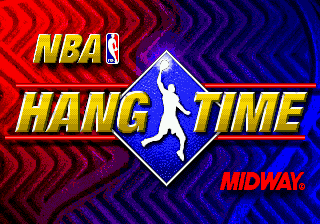 NBA Hang Time [Model T-97136] screenshot