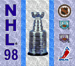 NHL 98 [Model 7820] screenshot