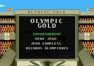Olympic Gold screenshot