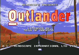 Outlander screenshot