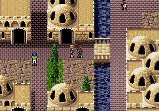 Phantasy Star IV - The End of the Millennium [Model 1307] screenshot