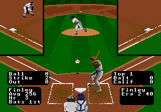 R.B.I. Baseball 3 screenshot