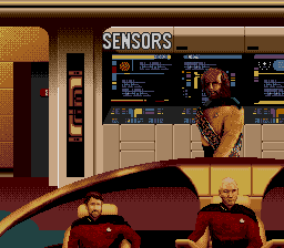 Star Trek - The Next Generation - Echoes from the Past screenshot