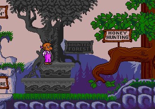 The Berenstain Bears' Camping Adventure screenshot