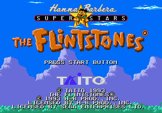 The Flintstones screenshot