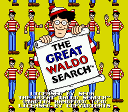 The Great Waldo Search [Model T-100016] screenshot