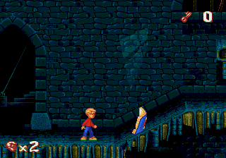 The Pagemaster screenshot