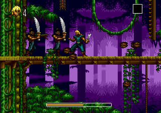 The Pirates of Dark Water screenshot