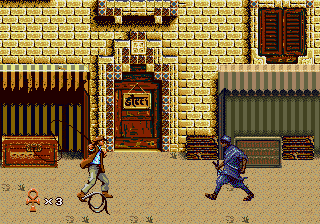 The Young Indiana Jones Chronicles screenshot