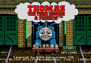 Thomas the Tank Engine & Friends screenshot