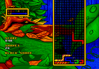 Wild Snake screenshot