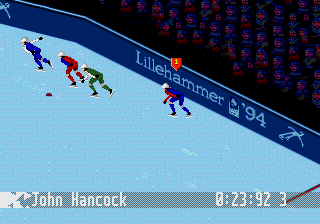 Winter Olympic Games screenshot