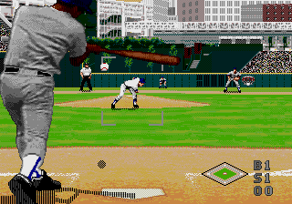 World Series Baseball '96 screenshot