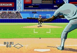 World Series Baseball [Model 1222] screenshot