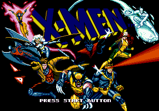 X-Men [Model 1057] screenshot
