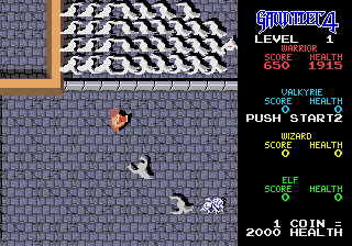 Gauntlet 4 screenshot