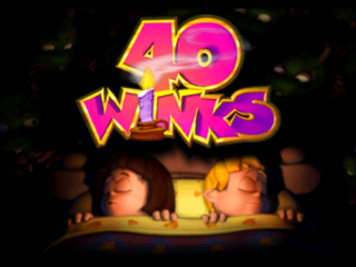 40 Winks screenshot
