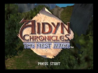 Aidyn Chronicles - The First Mage [Model NUS-NAYE-USA] screenshot