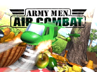 Army Men - Air Combat [Model NUS-NACE-USA] screenshot