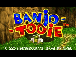 Banjo-Tooie [Model NUS-NB7E-USA] screenshot